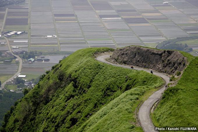 日本の絶景100選 ラピュタの道(熊本県)の画像