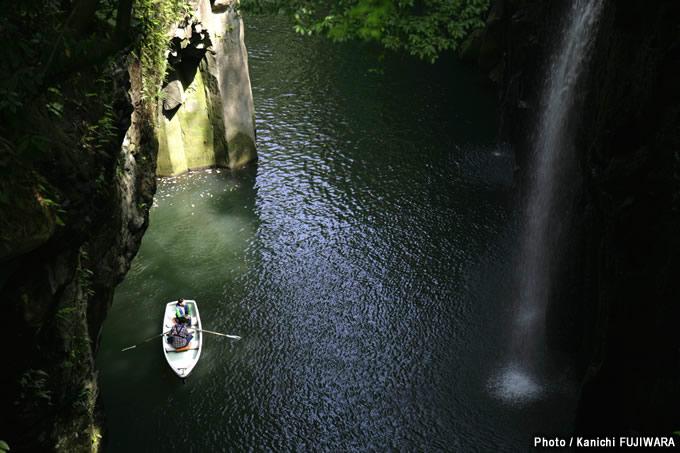 日本の絶景100選 高千穂峡(宮崎県)の画像