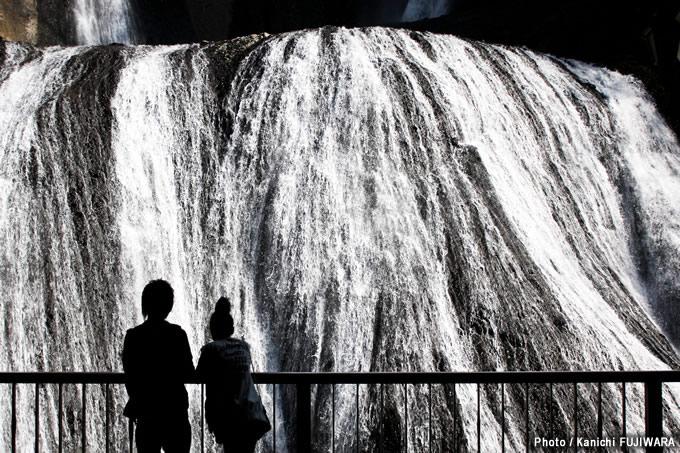 日本の絶景100選 袋田の滝(茨城県)の画像