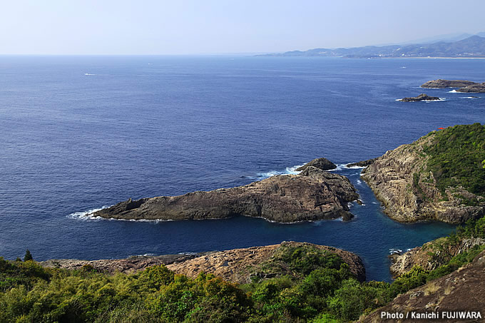 日本の絶景100選 クルスの海(宮崎県)の画像