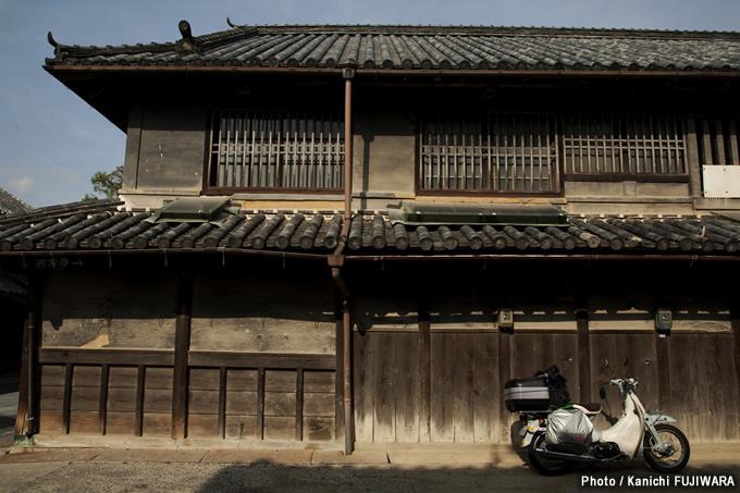 日本の絶景100選 竹原(広島県)の画像