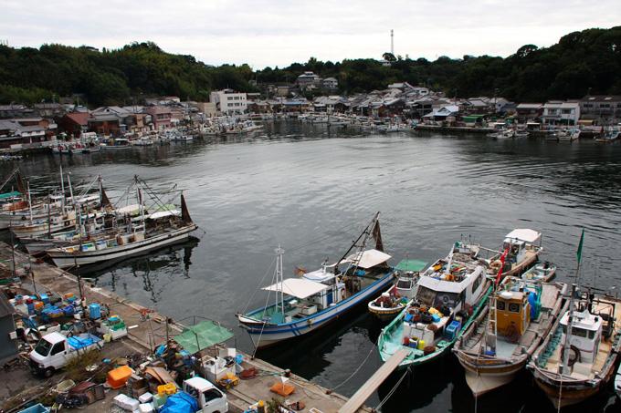 日本の絶景100選 室津港(兵庫県)の画像