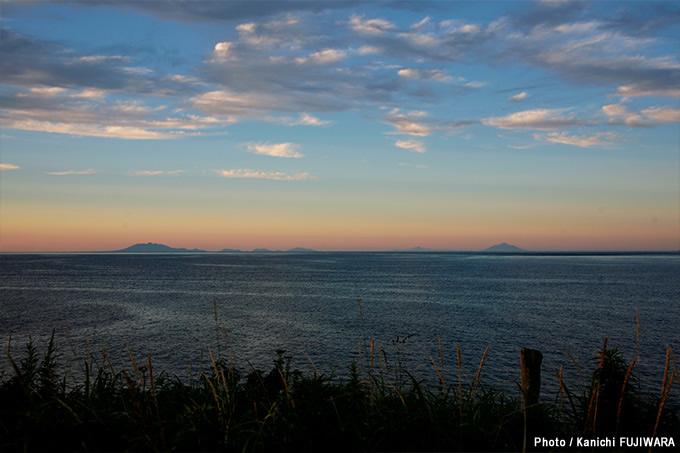 日本の絶景100選 納沙布岬(北海道)の画像