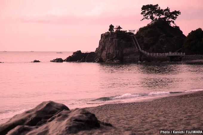日本の絶景100選 桂浜(高知県)の画像