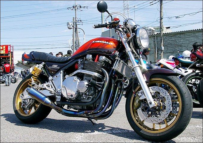 カワサキ ゼファー1100