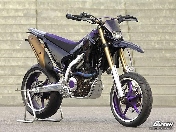 ヤマハ WR250X SPECIAL