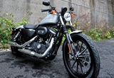 ハーレーダビッドソン 2009 XL883N / 883 IRON