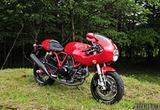 ドゥカティ SportClassic Sport 1000 S