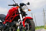 ドゥカティ Monster400