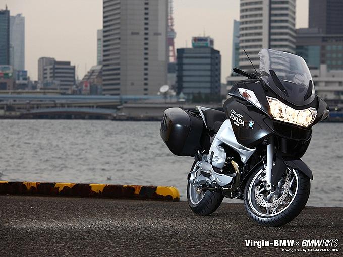 BMW Motorrad R1200RT (DOHC)