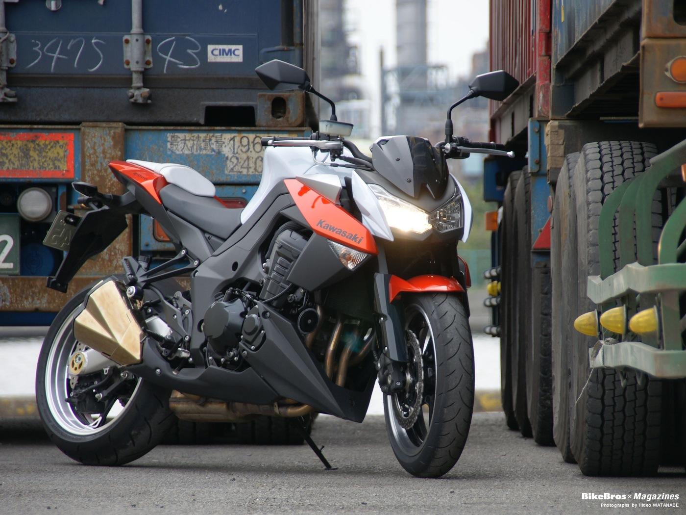 カワサキ Z1000 バイク壁紙集 バイクブロス