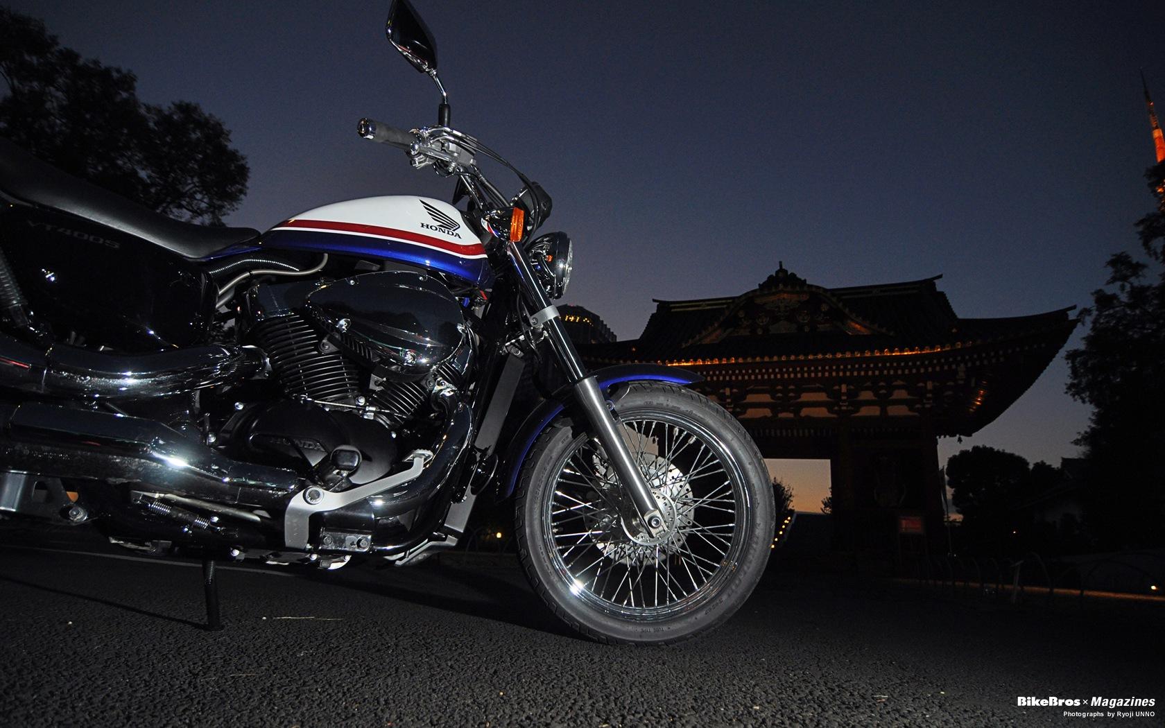 ホンダ Vt400s バイク壁紙集 バイクブロス