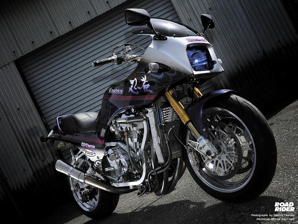 カワサキ Gpz900r バイク壁紙集|モト・ライド バイクブロス
