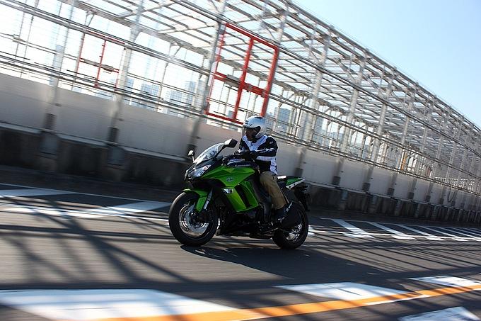 カワサキ Ninja 1000