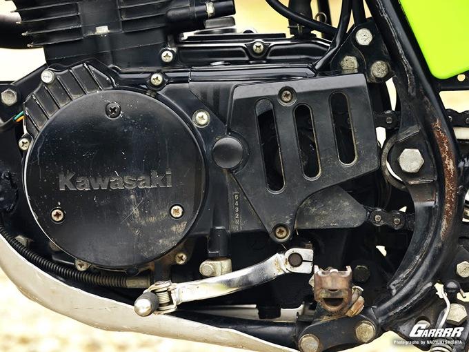 カワサキ KX250/450F