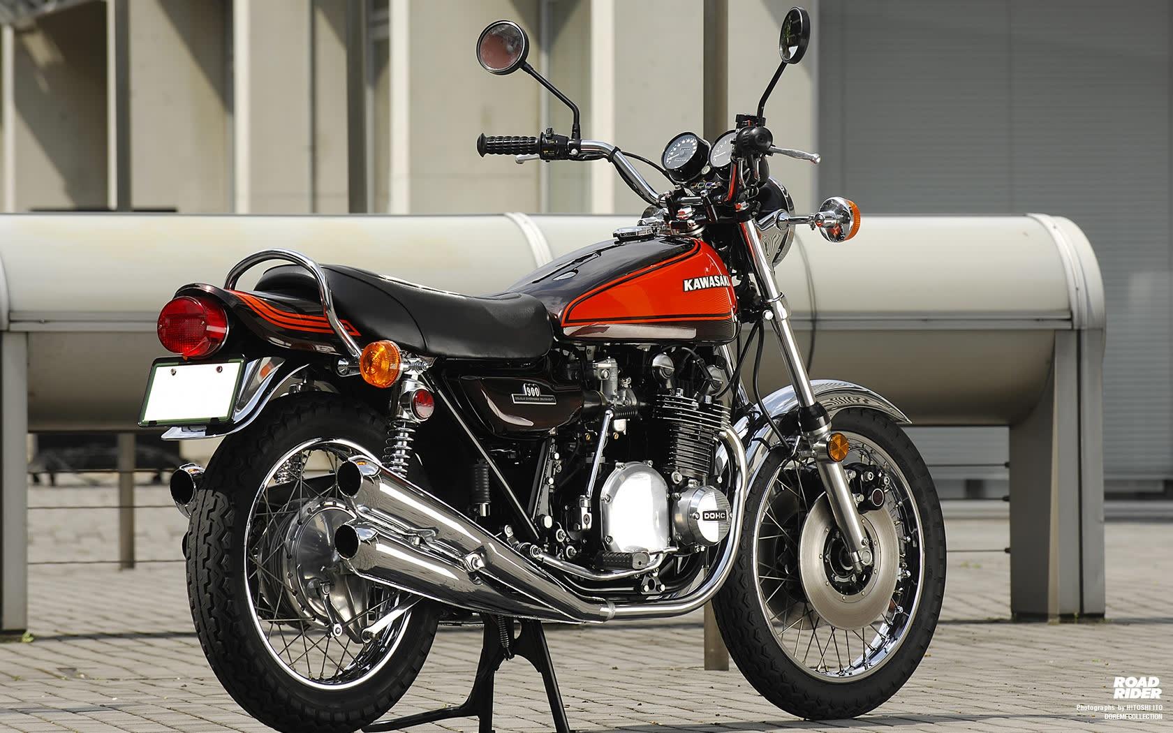 カワサキ Z1 バイク壁紙集 バイクブロス