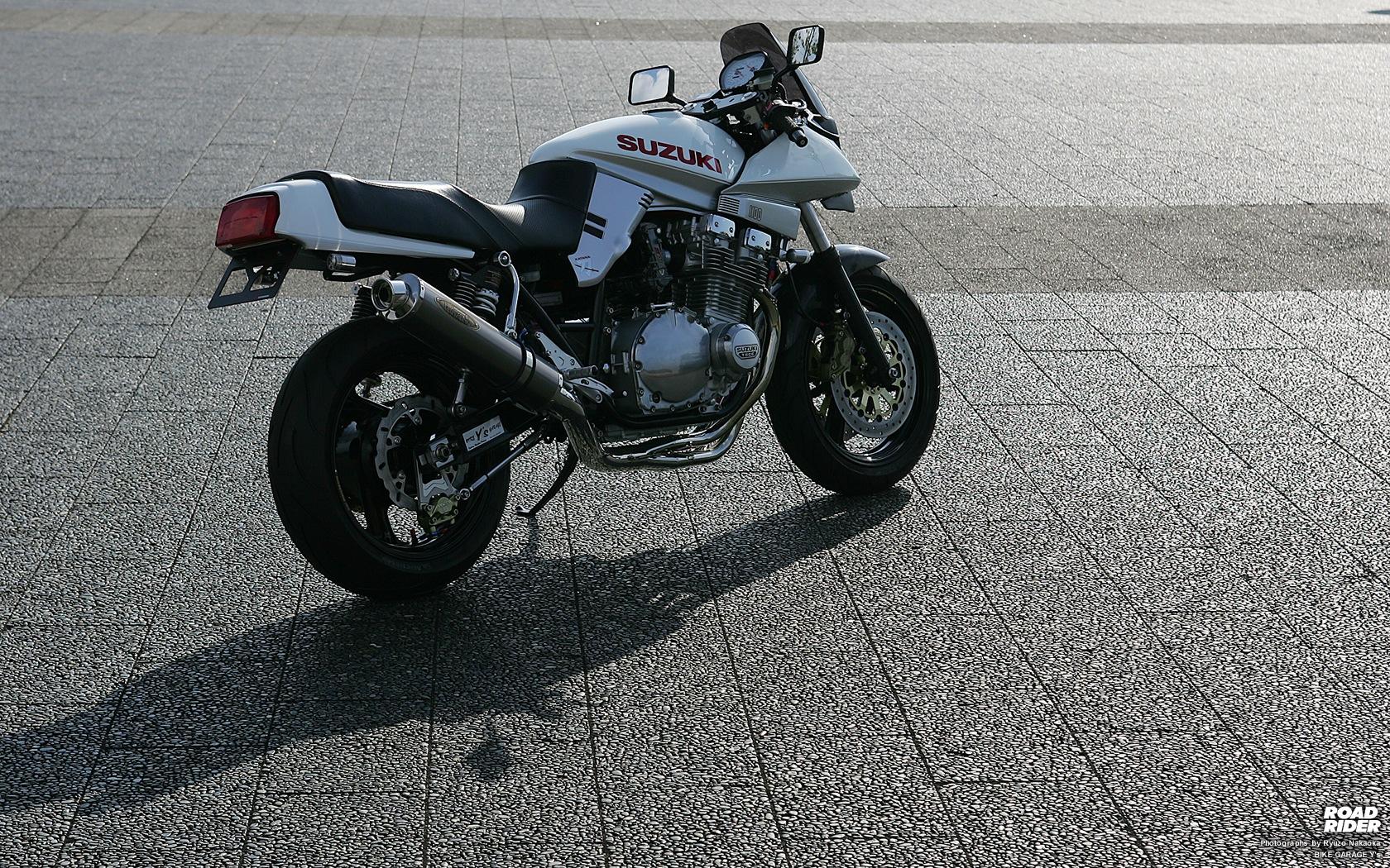 スズキ Gsx1100s バイク壁紙集 バイクブロス