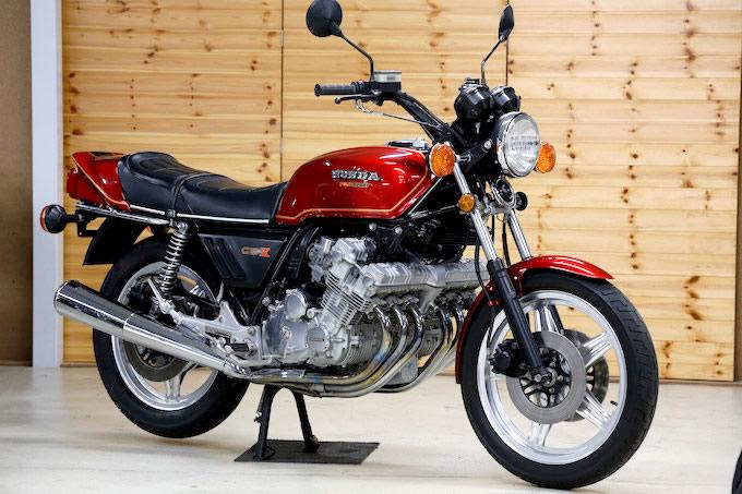 ホンダ CBX 取材で見つけた旧車バイク紹介 バイクブロス・マガジンズ