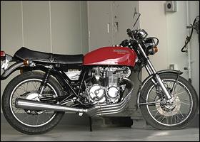 HONDA CB400FOUR 1976