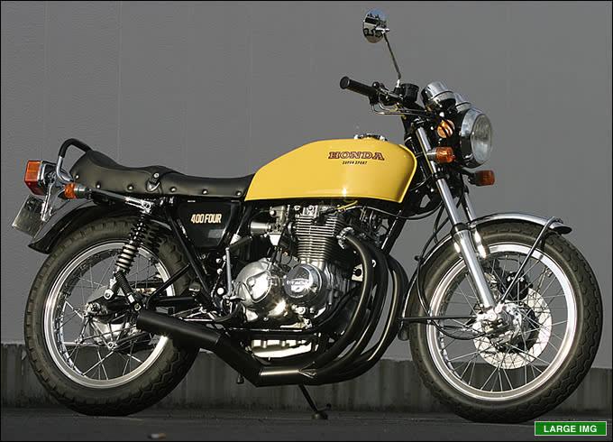 ホンダ CB400FOUR 1976
