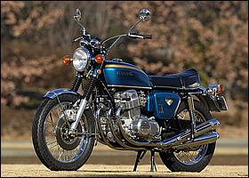 HONDA CB750 Four 1969