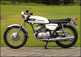 KAWASAKI 500SS MACH III 1969