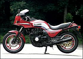 KAWASAKI GPz1100 1983