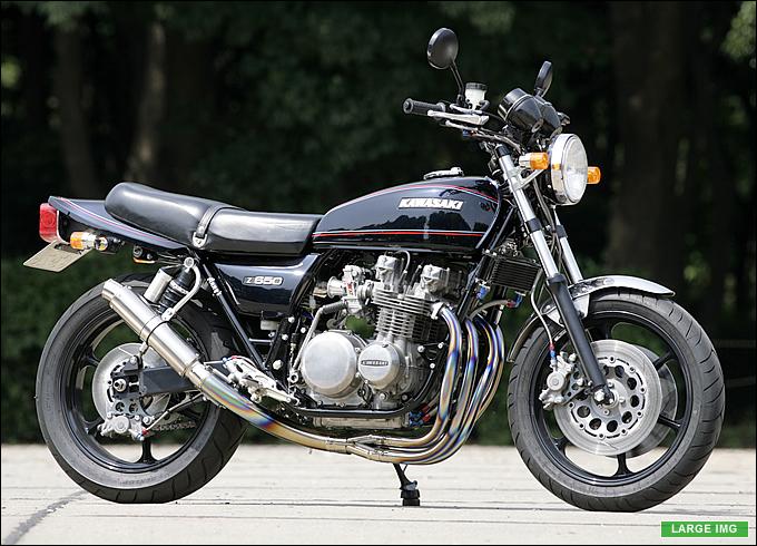 カワサキ Z650B