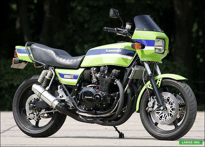 カワサキ KZ1000R2