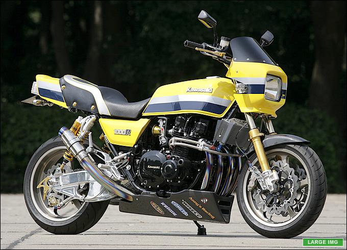 カワサキ Z1000R1