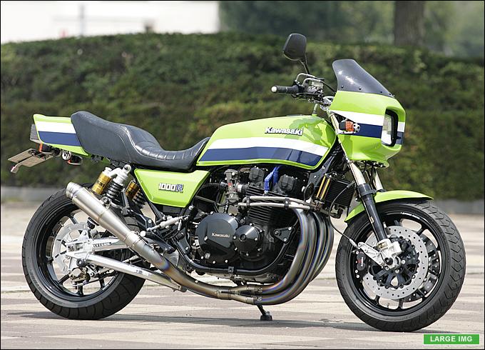カワサキ KZ1100R