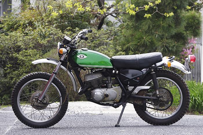 SUZUKI TS250 HUSTLER 1969