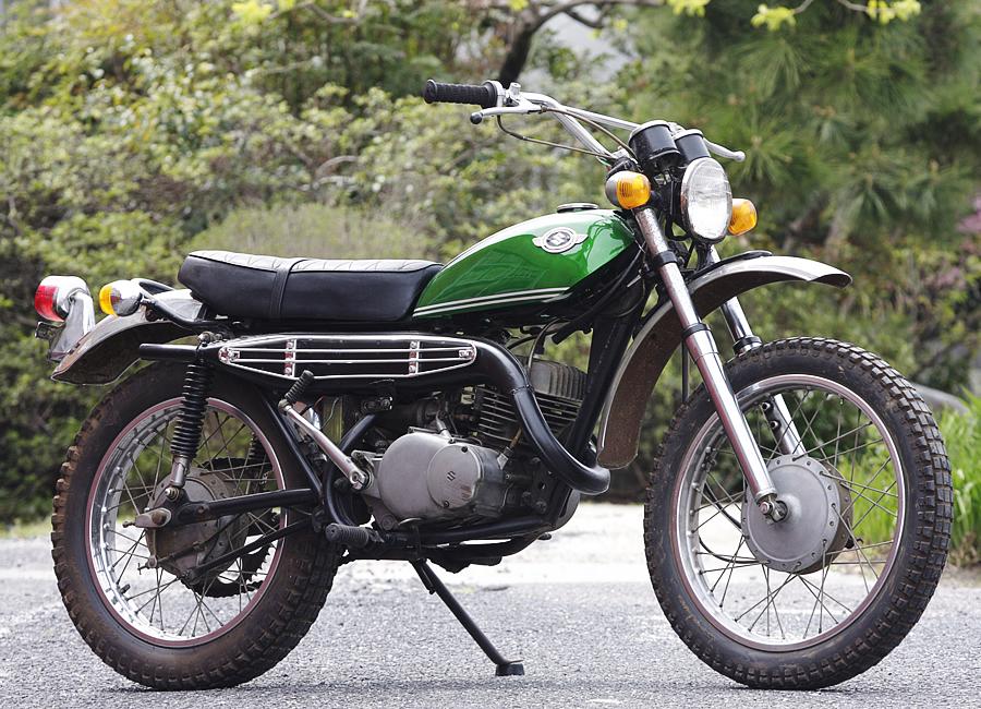 スズキ TS250 HUSTLER 1969