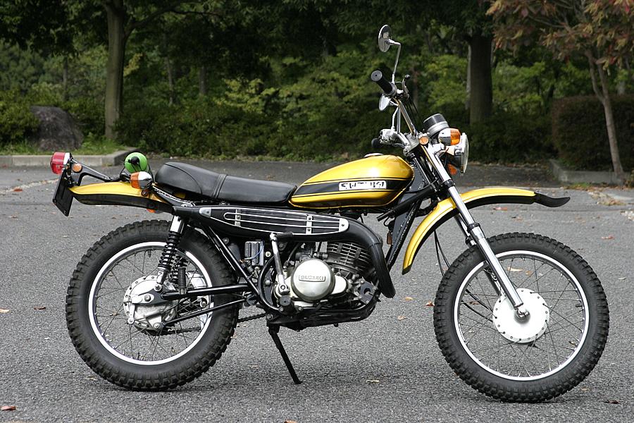 スズキ TS250 HUSTLER 1971