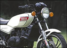 YAMAHA RZ250 1980