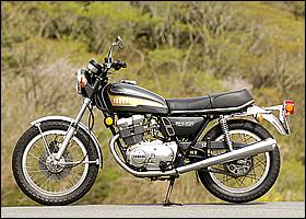 YAMAHA TX500 1973