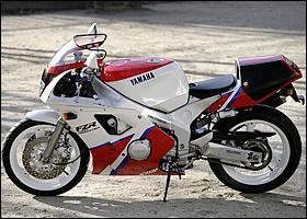 YAMAHA FZR400RR SP 1990